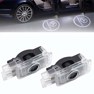 Türlicht LED Beleuchtung Logo Laser Projektor für Mercedes Benz W203