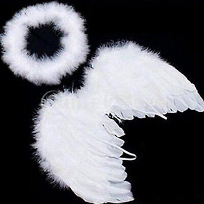 Angel Wings For Babies (Sales New White Wings Baby Angel And For Decoration Kids)