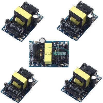 5pcs 400ma 4.5w Ac-dc 12v Power Supply Converter Step Down Module For Arduino