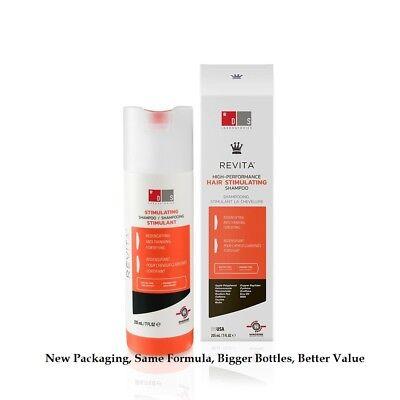 Revita High Performance Stimulating Hair Growth Shampoo (205 mL),