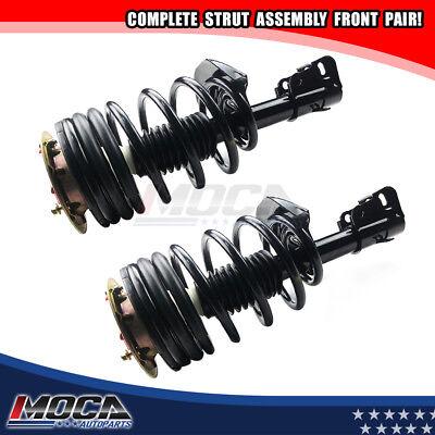 2 Front Shocks Struts Assembly Kit Fit 1990-1996 Chevrolet Lumina APV Silhouette