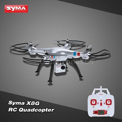 Brand New Syma X8G 2.4G 6 Axis Gyro 4CH RC Quadcopter Drone with a HD Camera