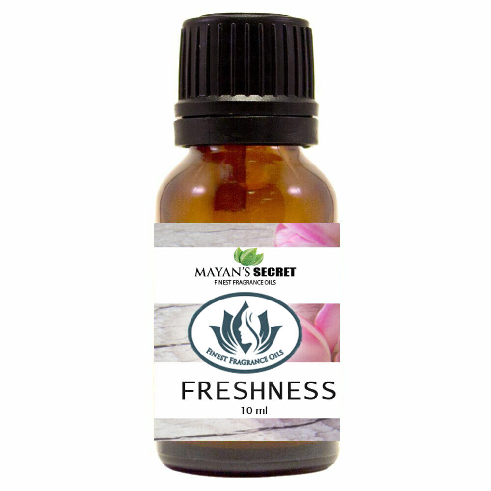 Mayan's Secret-Freshness- Premium Grade Fragrance Oil (10ml) Candle Making & Soap Making