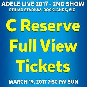 Adele Live 2017 Melbourne Ivanhoe Banyule Area Preview