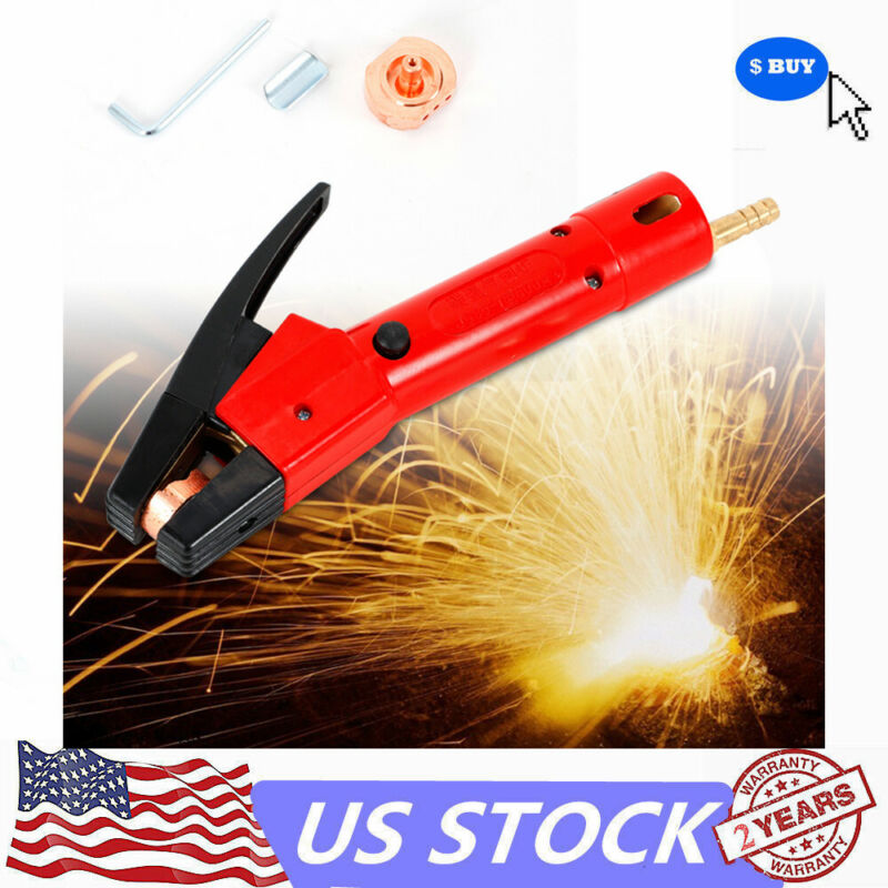 Air Carbon Arc Gouging Torch Effectively Gouge the Defects from Steel Products