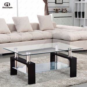 Chrome Coffee Table eBay