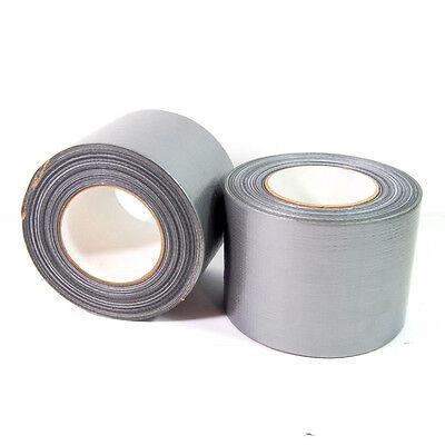 Duct Tape Silver 4 Width X 60 Yards X 12 Mil Heavy Duty - 2 Rolls