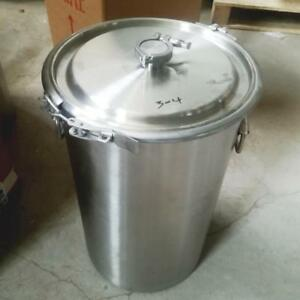 35L Fermenter Tank Fermentation Brew Kettle #170195