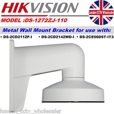 Hikvision DS-1272ZJ-110 CCTV Camera Metal Wall Mount Bracket for Dome Cameras