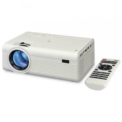 GPX PJ308W 2000 Lumens Mini Projector with Bluetooth™