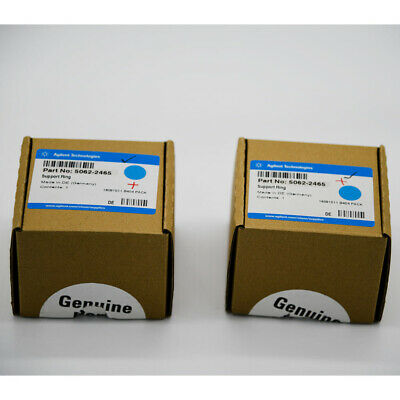 Lot Of 2 Agilent Support Ring For 1050 Seal Wash Option Pn 5062-2465