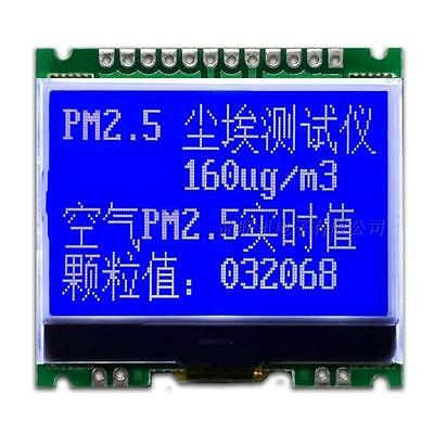 1pcs 5v 12864cog 12864 Lcd Display Screen Module Backlight