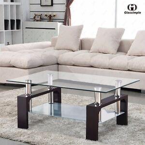 Chrome Coffee Table | eBay
