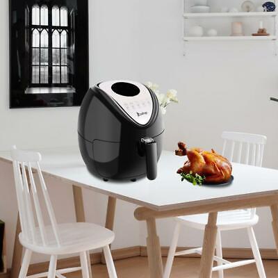 ZOKOP Air Fryer 37QT Air Fryer Oven Xl Oilless Deep Fryer Cooker with Digital