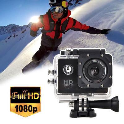 2018 CAM SJ4000 HD 1080P Sports DV Action Waterproof Bike Camera UK Stock