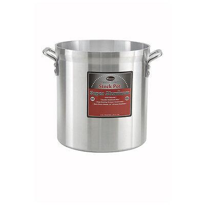 Winco AXHH-16, 16-Quart Super Aluminum Stock Pot 16 Quart Stock Pot