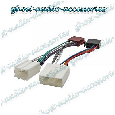 Car Stereo Adaptor ISO Harness for Volvo Radio Wiring Harness Loom