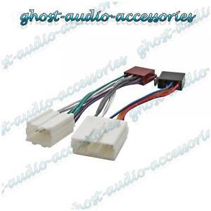 Arnes-Cableado-ISO-Conector-Adaptador-Equipo-Estereo-Para-Coche-Volvo-S40
