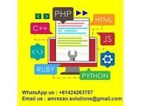 Web development