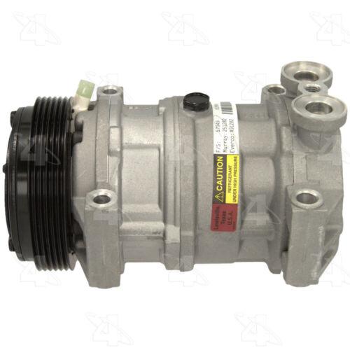 Reman Compressor Fits 1996-2005 GMC Safari PARTS MASTER