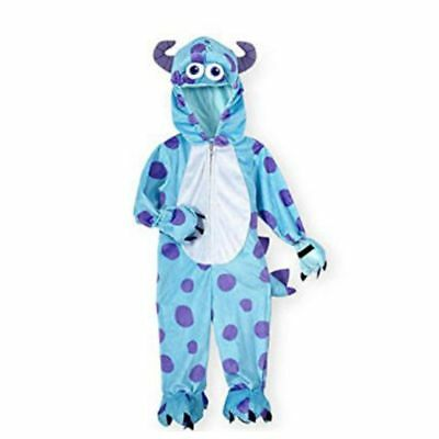 Disney Pixar Monsters Baby Kinder Halloween Fasching Karneval Deluxe (Deluxe Baby Kostüme)