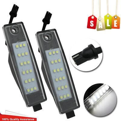 - 2Packs LED License Plate Light Fits Scion xB Gen 1 04-06, Toyota Highlander 2008