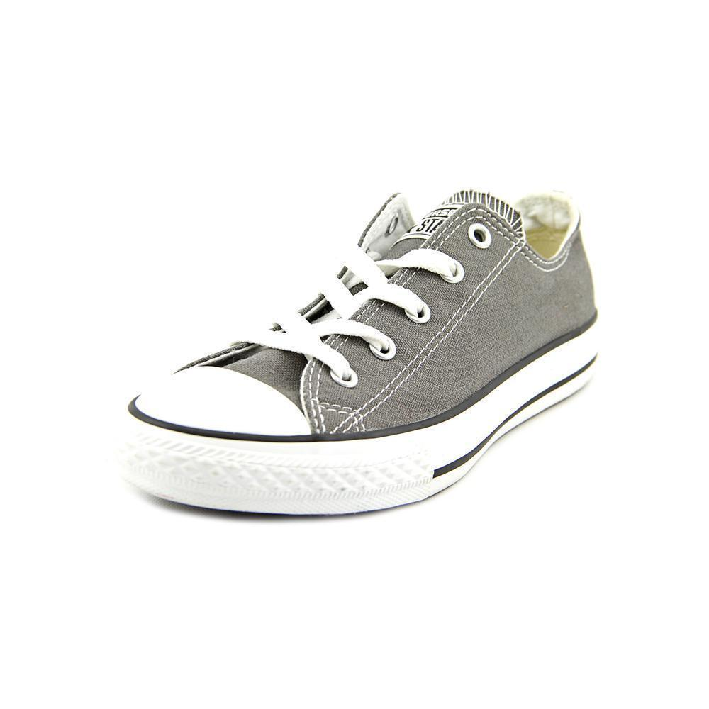 2aa56bd28478 Converse Chuck Taylor All Star Ox Youth US 1 Gray SNEAKERS Blemish ...