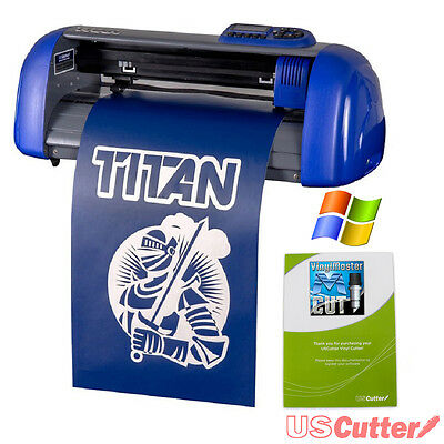 "15"" TABLE TITAN  Craft Vinyl Cutter / Sign Cutting Plotter w/VinylMaster Cut"