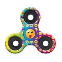 Emoji Fidget Assorted Hand Tri-spinner Stress Relief Manipulative Play Toy - unbranded - ebay.co.uk