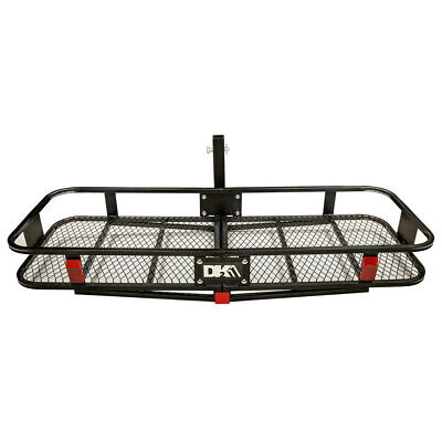 Detail K2 HCC602 Hitch-Mounted Cargo Carrier New
