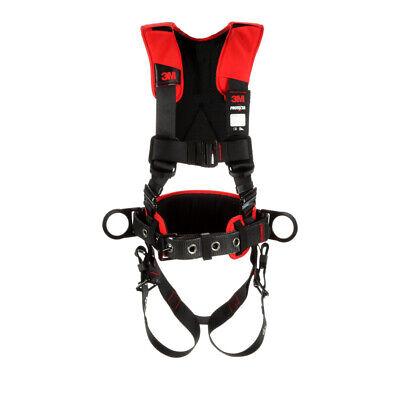 Dbi Sala 1161205 Comfort Construction Style Positioning Harness Black Ml