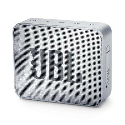 JBL Go 2 Móvil Altavoces Bluetooth Gris IPX-7 Función de Manos Libres...