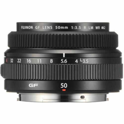 Fuji Fujifilm GF 50mm F/3.5 R LM WR Lens *NEW*
