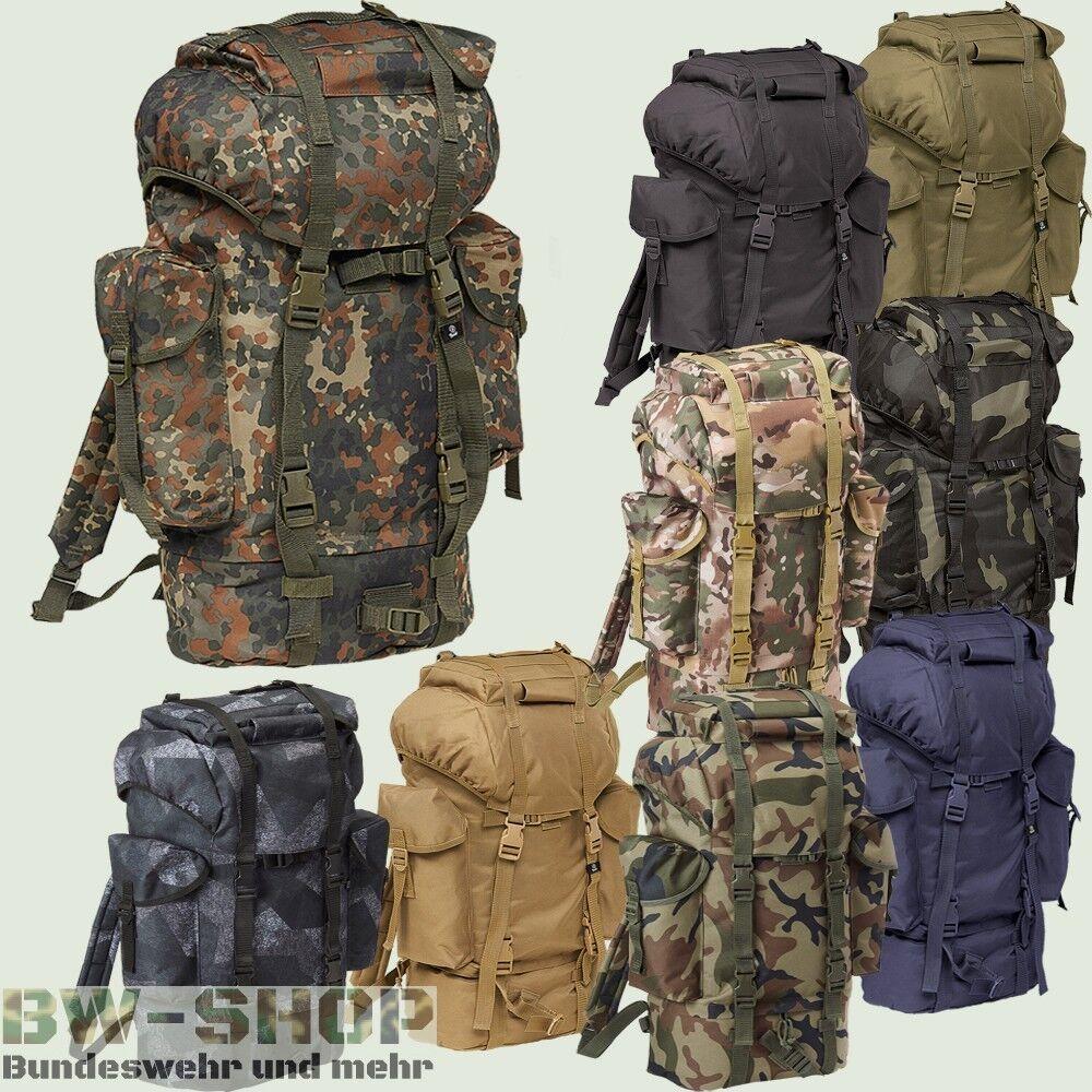 BUNDESWEHR KAMPFRUCKSACK 65L NEU BW RUCKSACK ARMY ARMEE OUTDOOR TREKKING TASCHE