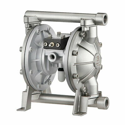 12 Stainless Steel Air-operated Double Diaphragm Pump Made In Taiwan
