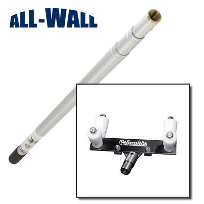 Columbia Drywall Outside Bullnose Corner Bead Roller W3-8 Ft. Extension Handle