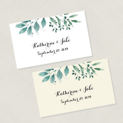 50 Personalized Advice Cards, Advice for the Newlyweds, Wedding Advice Cards