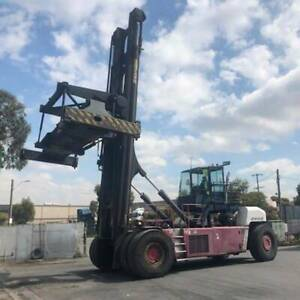 Used Omega 40T Container Handler Altona Hobsons Bay Area Preview