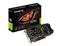 Gigabyte Nvidia GTX 1050Ti WF2 OC 4GB GDDR5 | GPU | Video Card
