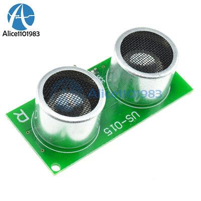 10pcs Us-015 Ultrasonic Distance Measuring Transducer Sensor Replace Us-020