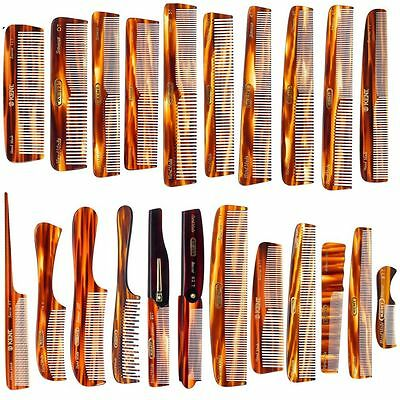 Kent Genuine Finest Combs Professional Handmade