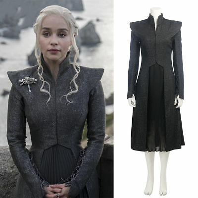 Cosplay Mother of Dragons Game of Thrones Season 7 Daenerys Targaryen - Game Of Thrones Costumes Women
