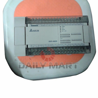 New Delta Dvp48eh00r2 Plc 48-point 24di24do Relay Ac Power