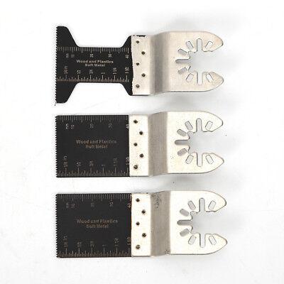Oscillating Saw Blades Multi Tool Wood Metal Accessories Finecoarse 68pcs