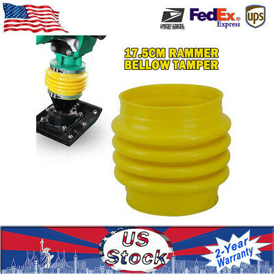 1xnew Jumping Jack Bellows Boot For Wacker Rammer Compactor Tamper Approx.8.7