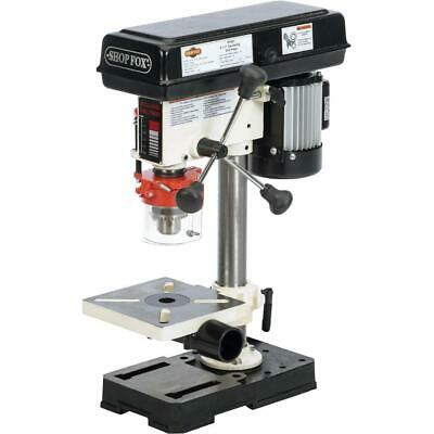 Shop Fox W1667 8-12 Benchtop Oscillating Drill Press