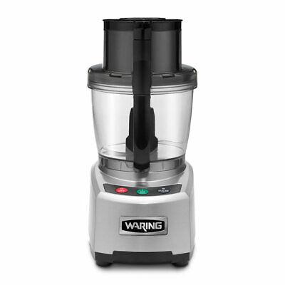 Waring Wfp16s 1 Speed Batchbowl Food Processor W 4 Qt Bowl 120v