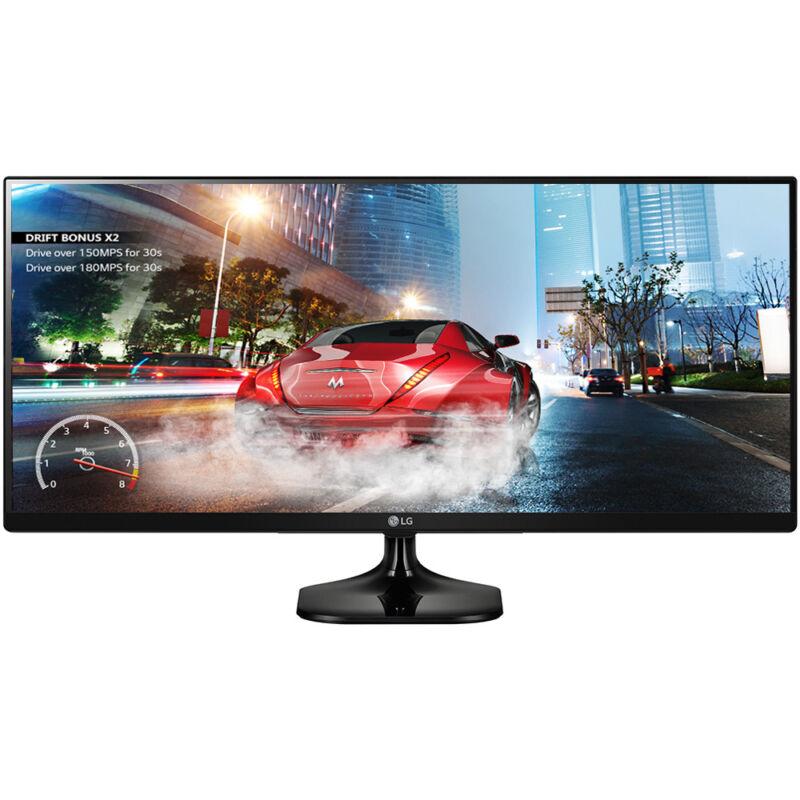 LG 34UM57 - 34 UltraWide 21:9 IPS  LED Gaming Monitor