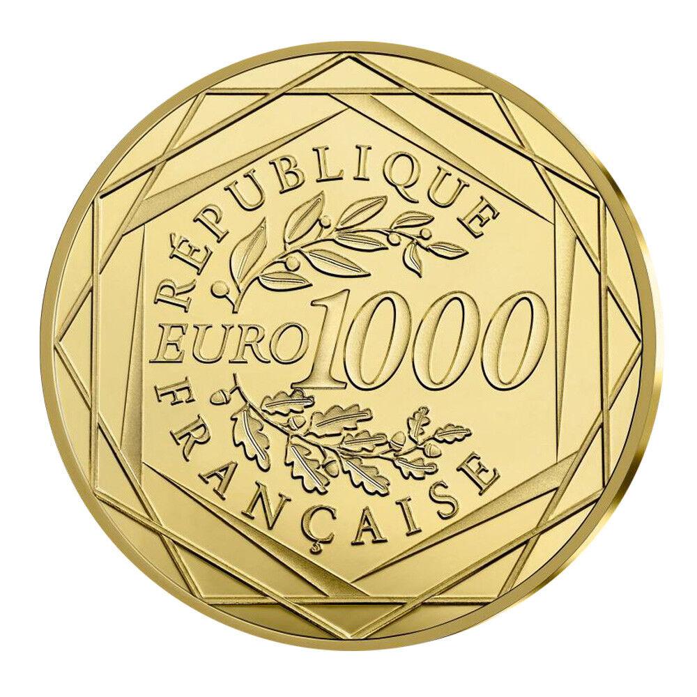 tauschangebot 1000 euro gold f r 1000 euro frankreich marianne 2017 im etui eur. Black Bedroom Furniture Sets. Home Design Ideas