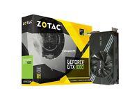 ZOTAC GTX 1060 Mini 6GB & 3GB